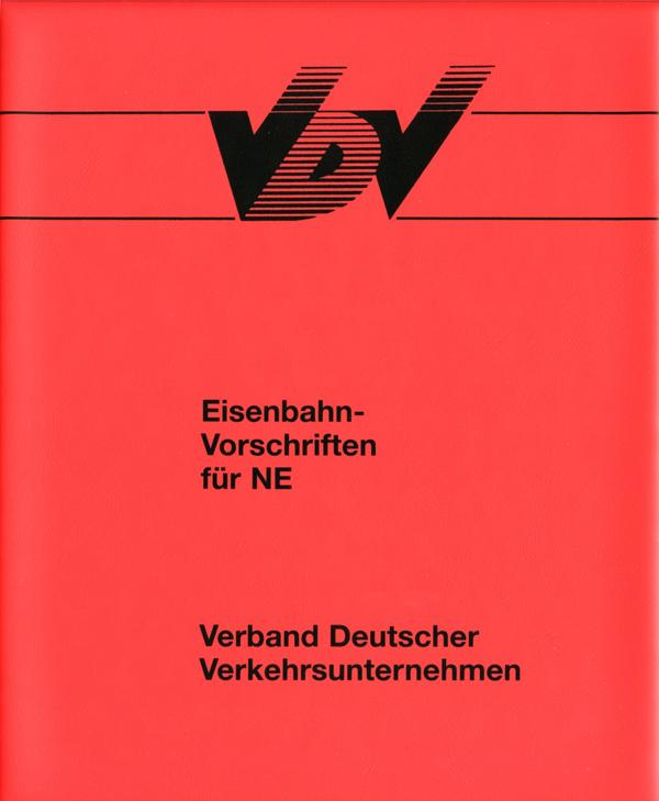 Sammelmappe für FV-NE, BUVO, SIG-VB-NE [Print]
