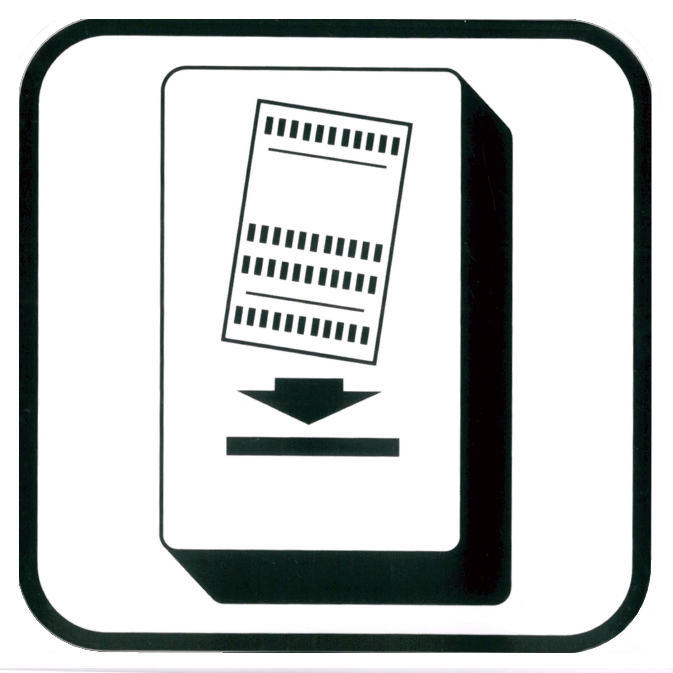 Piktogramm V20300: Entwerter