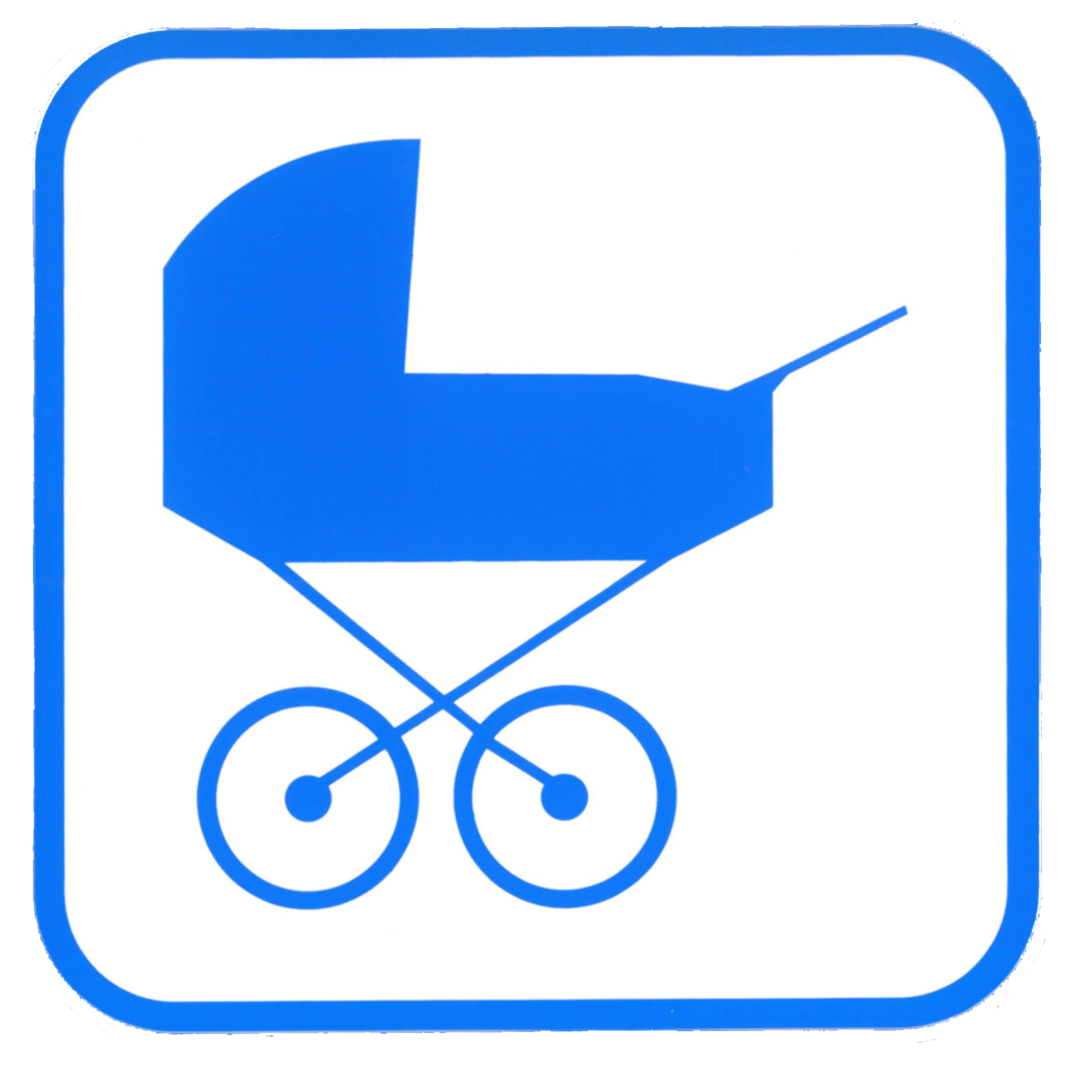 Piktogramm V20400: Kinderwagen