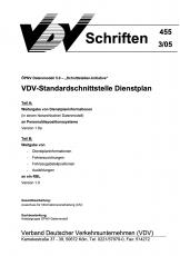 VDV-Schrift 455 ÖPNV Datenmodell 5.0 Schnittstellen - Initiative  ....[PDF Datei]