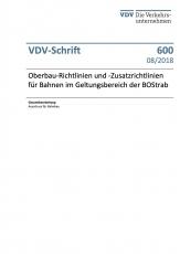 VDV-Schrift 600 Oberbau-Richtlinien und Ober-Bau Zusatzrichtlinien für Bahnen ....[PDF Datei]