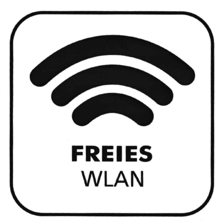 Piktogramm V20807: Freies WLAN