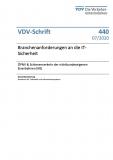 VDV-Schrift 440 Branchenanforderungen an die IT-Sicherheit [Print]