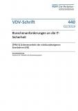 VDV-Schrift 440 Branchenanforderungen an die IT-Sicherheit [PDF Datei]
