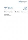 VDV-Schrift 234 Fahrerarbeitsplatz im Niederflur-Linienbus [Print]