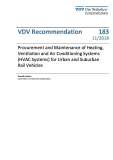 VDV-Schrift 183 Procurement and Maintenance of Heating, Ventilation and Air Conditioning Systems......[eBook]