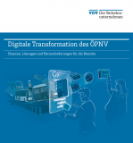 Digitale Transformation des ÖPNV