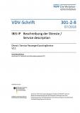 VDV-Schrift 301-2-8 IBIS-IP Beschreibung der Dienste /  Dienst / Service PassengerCountingService V2.1 [PDF Datei]