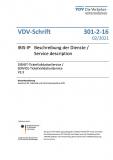 VDV-Schrift 301-2-16:IBIS-IPBeschreibung der Dienste /  DIENST-TicketValidationService /  SERVICE...V2.3 [PDF Datei]