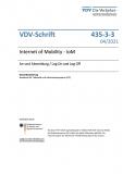 VDV-Schrift 435-3-3: Internet of Mobility - IoM – An- und Abmeldung / Log On and Log Off [PDF]