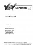 VDV-Schrift 2 Linienoptimierung [Print]