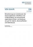 VDV-Schrift 236 Klimatisierung von Linienbussen der Zulassungsklassen I und II [Print]