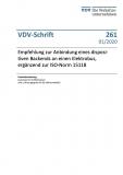 VDV-Schrift 261 Empfehlung zur Anbindung eines dispositiven Backends an einen Elektrobus [Print]