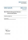 VDV-Schrift 301-2-12 IBIS IP Beschreibung der Dienste/Service description VideoRecording [PDF Datei]