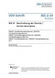 VDV-Schrift 301-2-14 IBIS-IP Beschreibung der Dienste / Service Description V2.1 [PDF Datei]