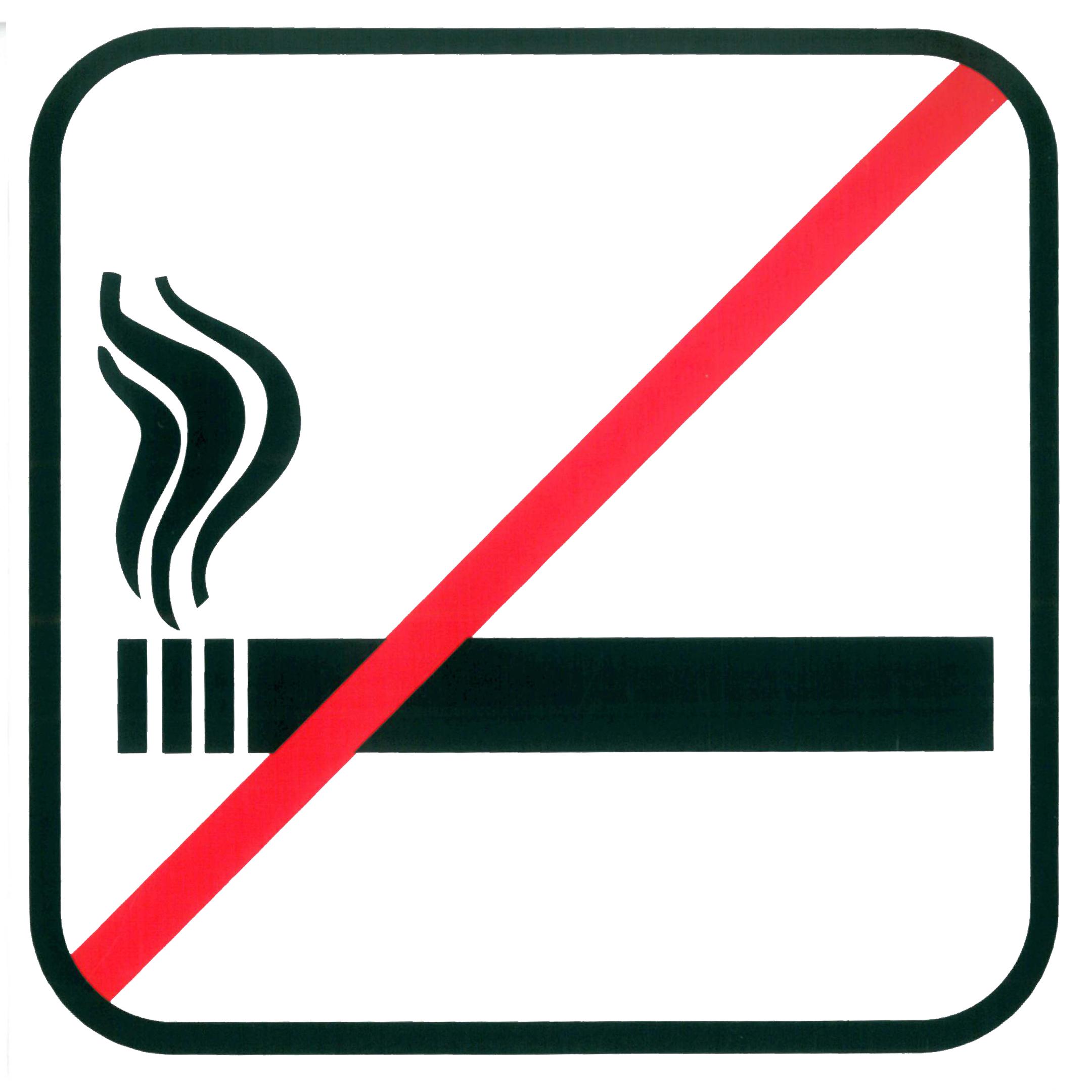 Piktogramm V20360: Nichtraucher