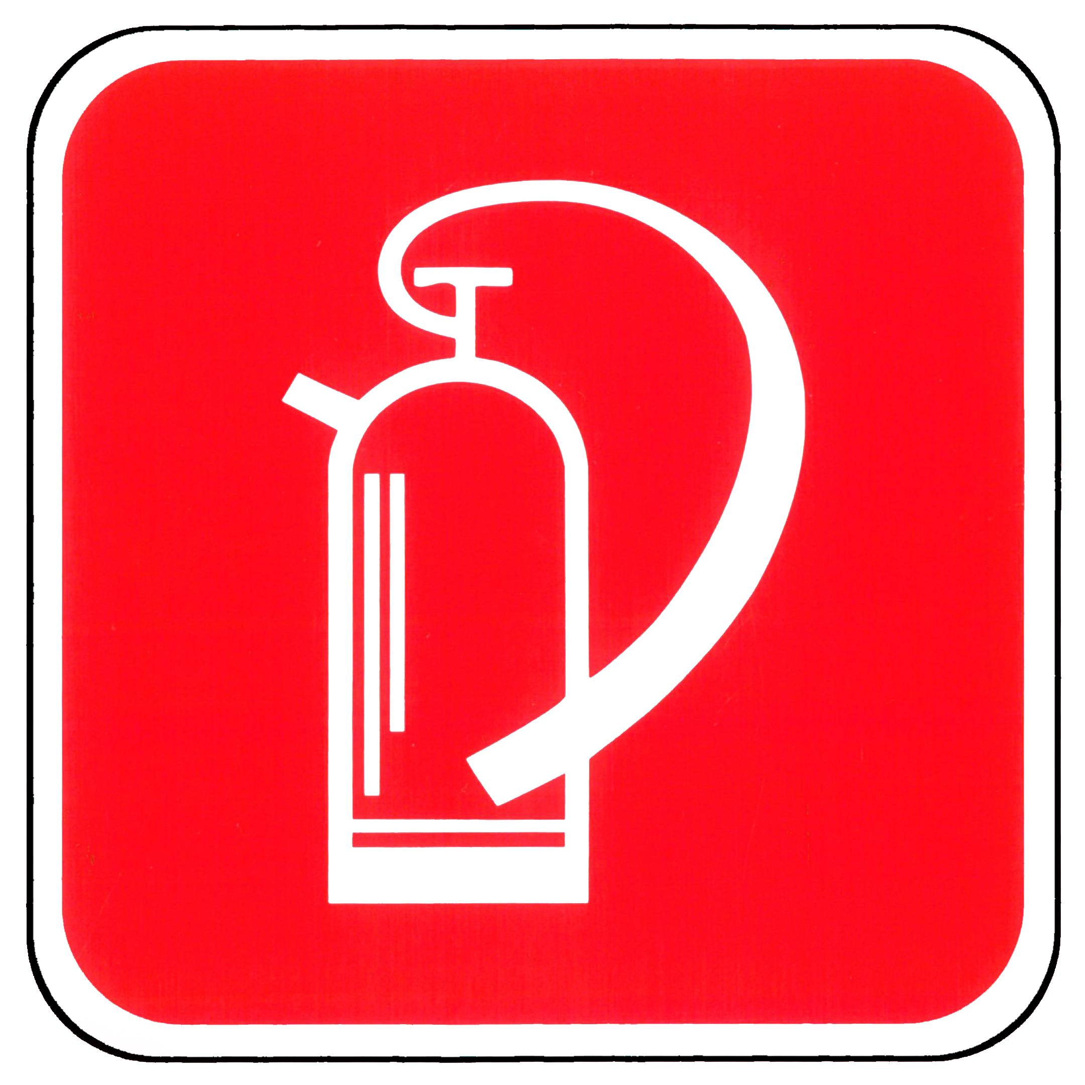 Piktogramm V20391: Feuerlöscher gemäß VBG 125 und DIN 4066
