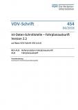 VDV-Schrift 454 Ist-Daten-Schnittstelle-Fahrplanauskunft Version 2.2 [eBook]