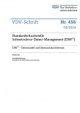 VDV-Schrift 456 Standardschnittstelle Infrastruktur - Daten - Management (IDM) [eBook]
