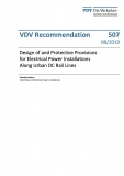 VDV-Schrift 507 Design and Protective Provisions for Electrical Power Installations... [eBook]