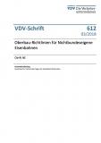 VDV-Schrift 612 Oberbau - Richtlinien für nichtbundeseigene Eisenbahnen [Print]