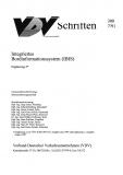 VDV-Schrift 300 - Integriertes Bordinformationssystem (IBIS) - Ergänzung 2 [Print]