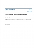VDV-Schrift 722 Strukturiertes Störungsmanagement [PDF Datei]