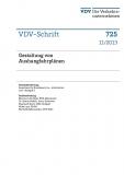 VDV-Schrift  725 Gestaltung von Aushangfahrplänen [eBook]