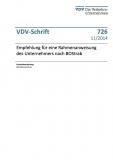 VDV-Schrift 726 Empfehlung für eine Rahmenanweisung des Unternehmens nach BOStrab [eBook]