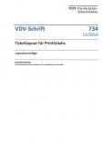 VDV-Schrift 734 Ticketlayouts für Printtickets [Print]