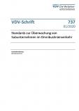 VDV-Schrift 737 Standards zur Überwachung von Subunternehmen im Omnibuslinienverkehr [PDF Datei]