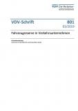 VDV-Schrift 801 Fahrzeugreserve in Verkehrsunternehmen [Print]