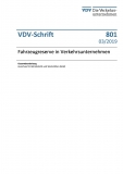 VDV-Schrift 801 Fahrzeugreserve in Verkehrsunternehmen [PDF Datei]