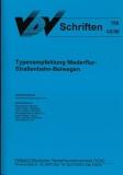 VDV-Schrift 156 Typenempfehlung Niederflur - Straßenbahn - Beiwagen [Print]