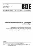 VDV-Mitteilung 6600 Technische Information BDE Nr. 24 (Eisenbahn) [Print]