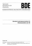 VDV-Mitteilung  6601 Technische Information BDE Nr. 28 (Eisenbahn) [Print]