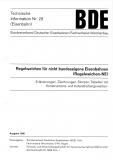 VDV-Mitteilung 6602 Technische Informationen BDE Nr. 29 (Eisenbahn) [Print]