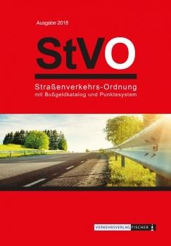 STVO - Straßenverkehrsordnung mit Bußgeldkatalog und Punktsystem [Buch]